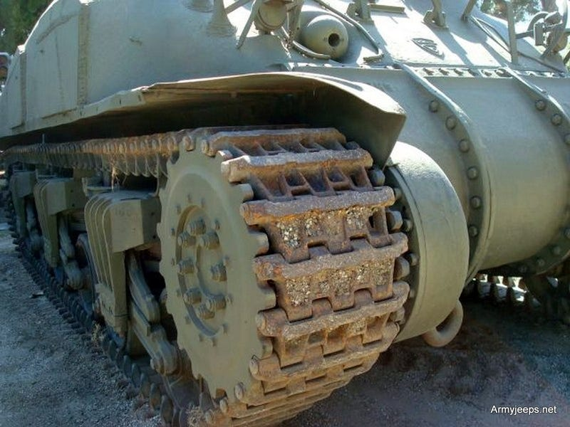 For $275,000, Tanks A Lot