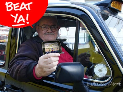 London Cab Driver Takes on Sat-Nav—and Beats It By 27 Minutes