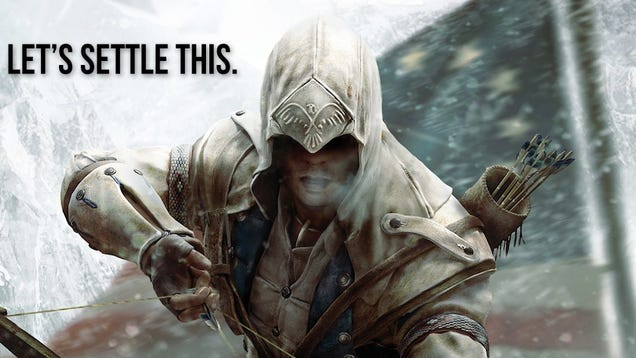 One Assassin's Creed III Debate To Rule Them All