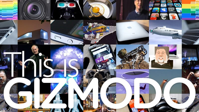 What is Gizmodo? Here's a guide to all the stuff we love