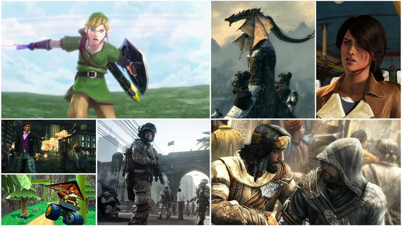 The 2011 Guide to Fall Video Games