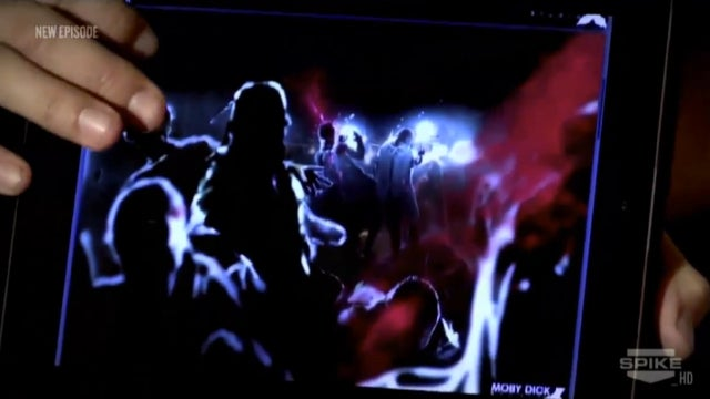 More Phantom Pain Images Surface. They're Kind of Dark and Murky.