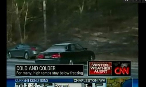 Sliding Cars The Perfect Answer For A Slow News Day