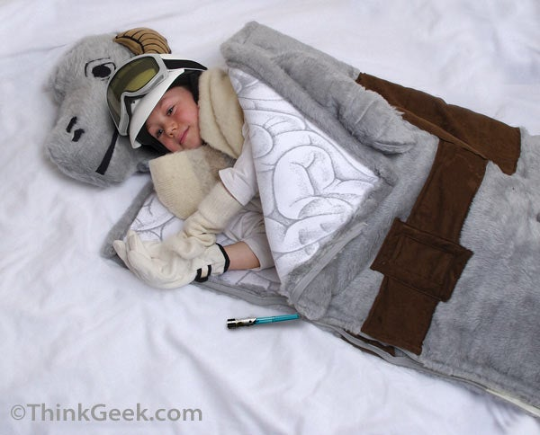 April Fool's Star Wars Tauntaun Sleeping Bag May Become an Actual Product