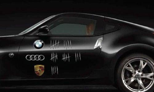 Nissan Ad Campaign Smacks Porsche, Porsche Smacks Back