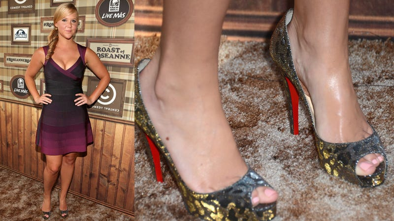 Roseanne Wore Toenail Art to Her Comedy Central Roast
