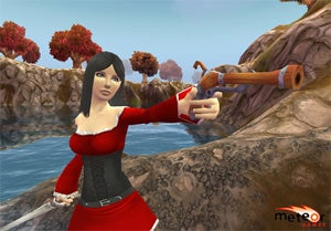 Innovative MMO Twin Skies Not Quite As Innovative Anymore