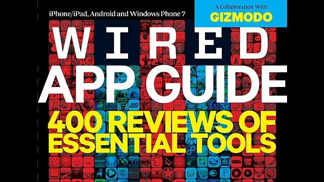 Check Out the Guide to 400 Essential Apps By Wired and Gizmodo