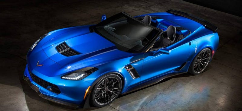 2015 Chevrolet Corvette Z06 Convertible: This Is It