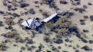 Lezuhant a SpaceShipTwo amerikai űrhajó, az egyik pilóta meghalt