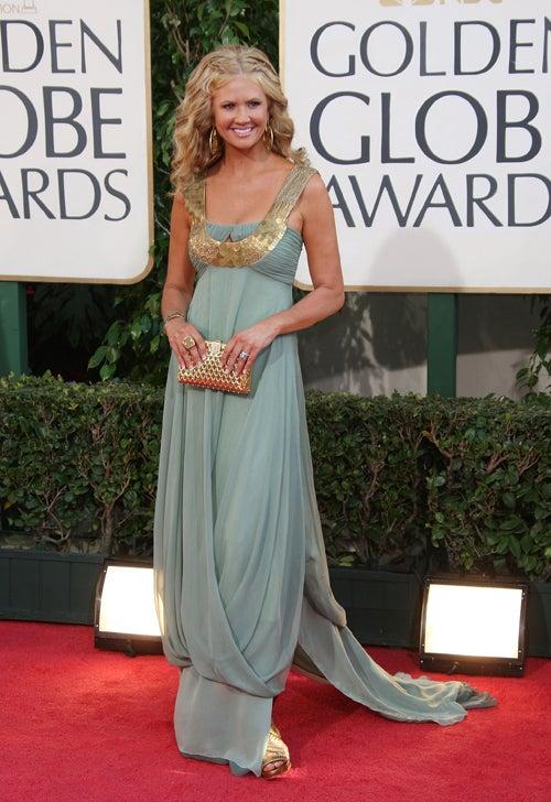 Nancy O'Dell: Green Goddess Dressing