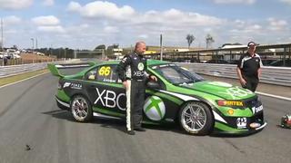 Ambrose's Sydney Car Revealed