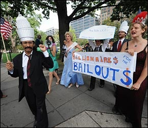 So What Changed Since Last Time Congress Voted On The Bailout?