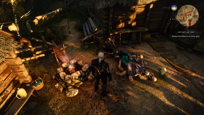 Here's A Money Exploit For The Witcher 3: Blood & Wine