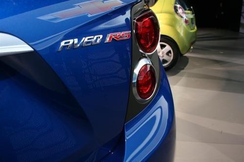 """Aveo RS Show Car"""