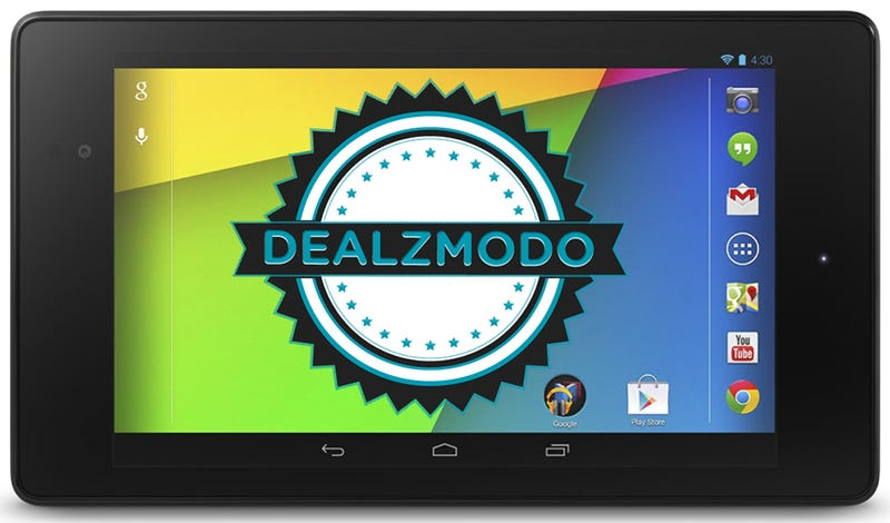 Nexus 7, iTunes Money, Black Friday Gaming, Nose Hair [Deals]