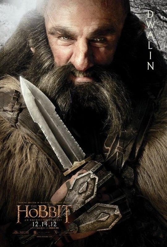 More Hobbit Character Posters Than You Can Throw an Axe At