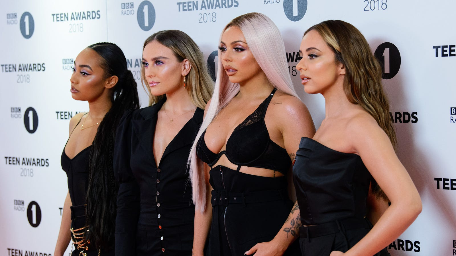 Little Mix Is Somehow in the Mix of the Nicki Minaj and Cardi B Beef