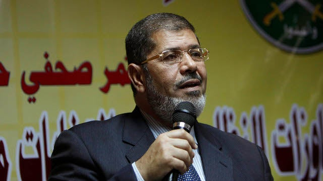 Mohammed Morsi Is the New President of Egypt