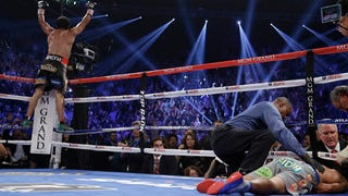 Boxing is a Goddamned Tragedy