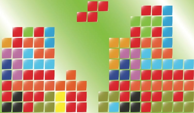 A Win-Win Study Shows that Playing Tetris Can Fix Lazy Eyes