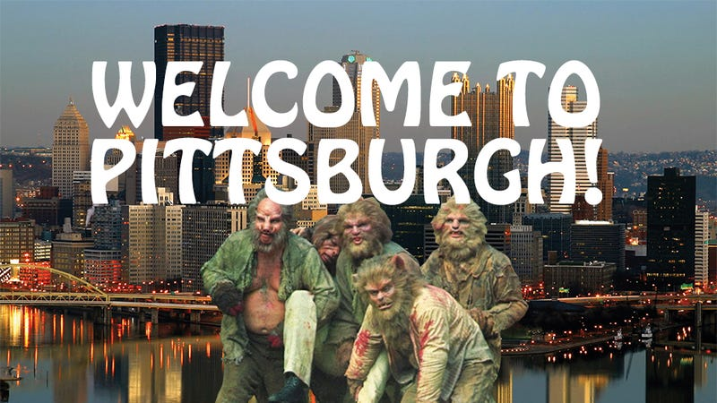 Visit a real-life Island of Dr. Moreau...in Pittsburgh