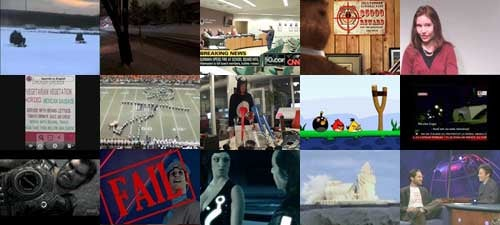 The 15 Best Videos Ever of The Week