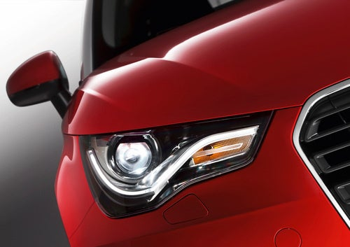Audi A1: First Photos
