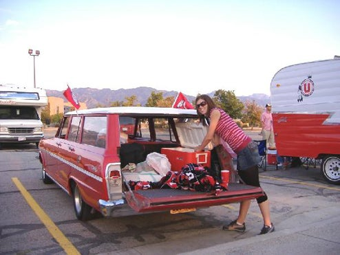 Ten Best Tailgating Vehicles