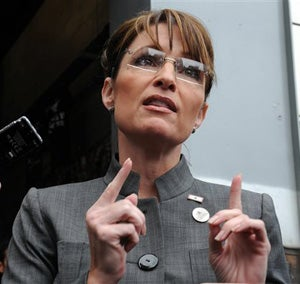 The Wheels Come Off Sarah Palin's Not So Straight Talk Express