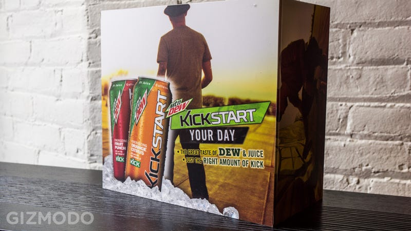Mountain Dew Kickstart Gallery
