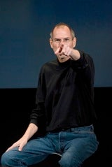 "Steve Jobs Calls Reporter ""A Slime Bucket,"" Then Hands Him Scoop"