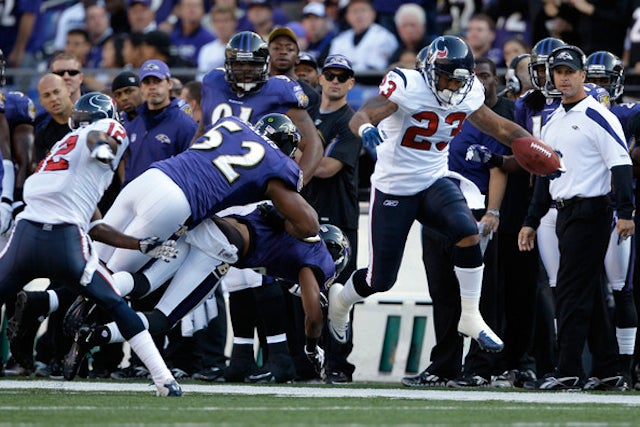 Your NFL Playoffs Divisional Round Open Thread: Houston Texans at Baltimore Ravens