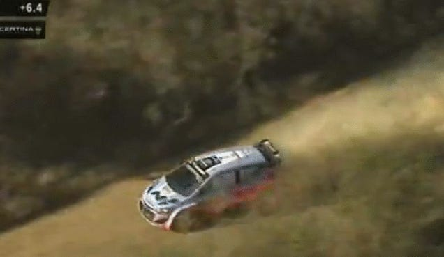 Rally Mexico, Day 3 [LIVE FEED]