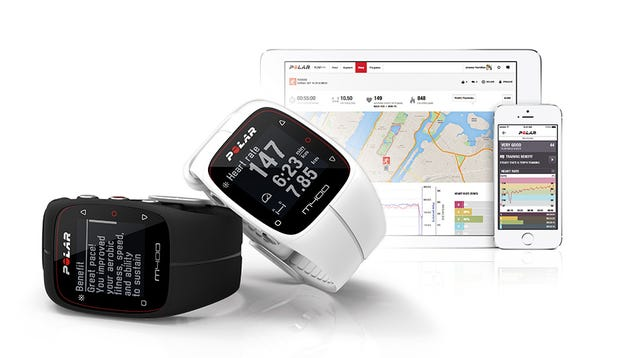 Polar's New Activity-Tracking GPS Watch Looks Kind of Sweet