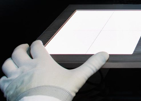 New OLED Tech Has Built-In Touch Control, Works Like Magic