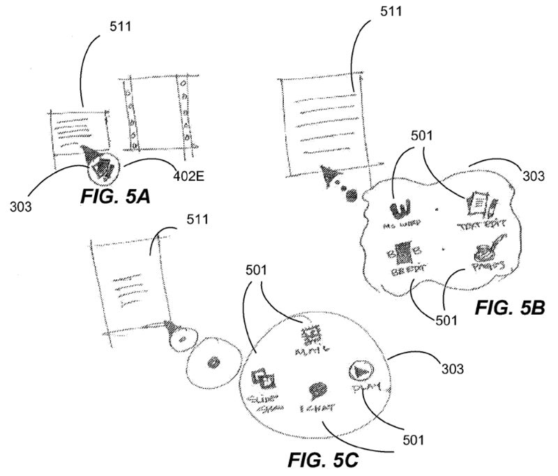 Apple Patent Adds QuickLook Capabilities to Mouse Pointer?