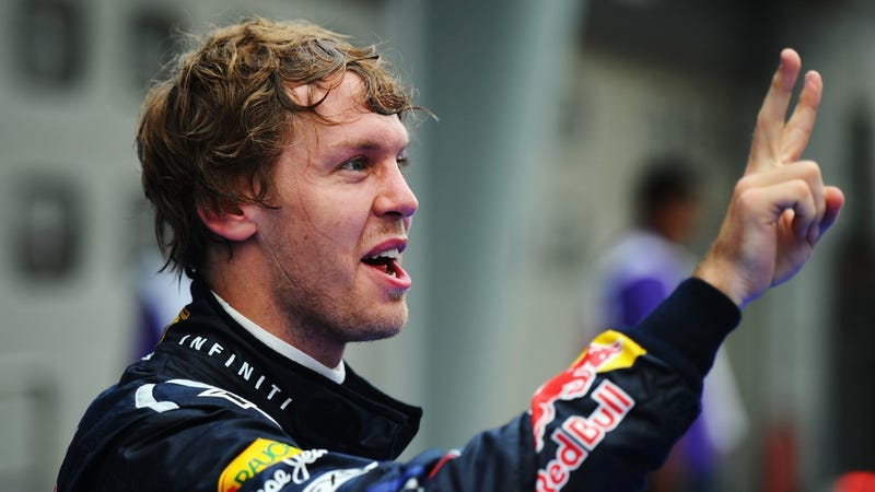 Pictures from the 2011 Malaysian Grand Prix