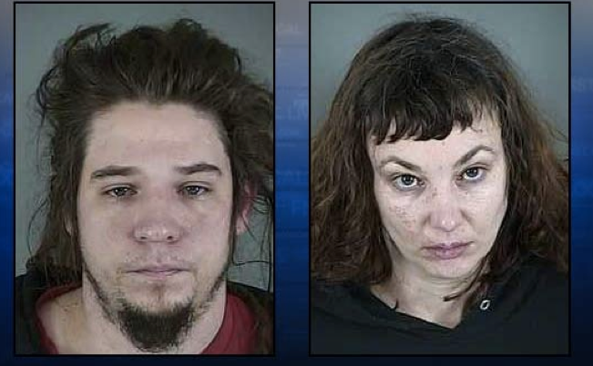 Drunk, Hungry Couple Tries to Burn Down Pizza Place With Moonshine