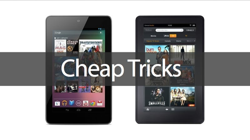 Google Tablets, Android Jellybean, Facebook, Flashbangs and More...
