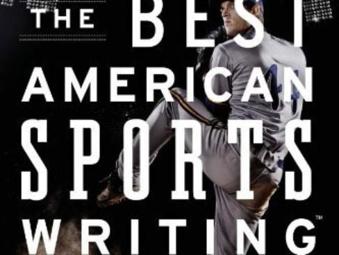 J.R. Moehringer Talks About The Best American Sportswriting 2013