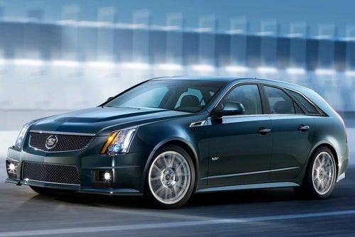 Cadillac CTS-V Sport Wagon: Baby Got Badass Back