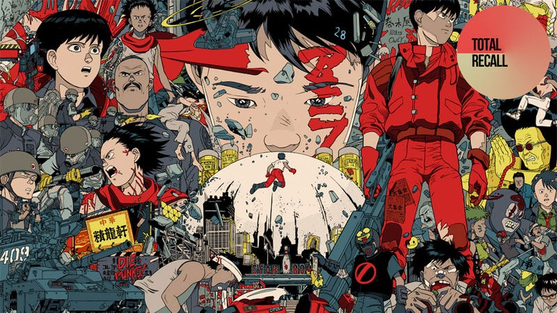 Akira Was a Great Comic, An Amazing Movie, But its Games, Hrm...