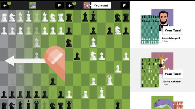 Postcards, Tall Chess, Analog, and More