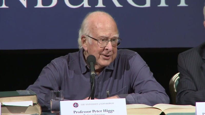 Peter Higgs Says He Would Never Make It in Science Today