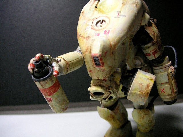 The Awesome Japanese Models Behind 2012's Coolest Shooter