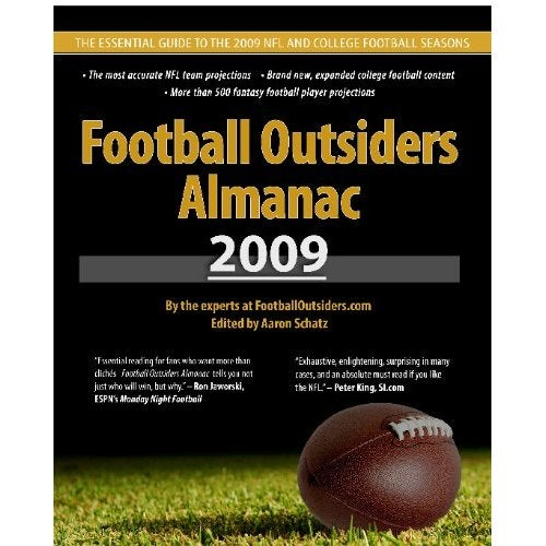 A Conversation With Football Outsiders EIC Aaron Schatz