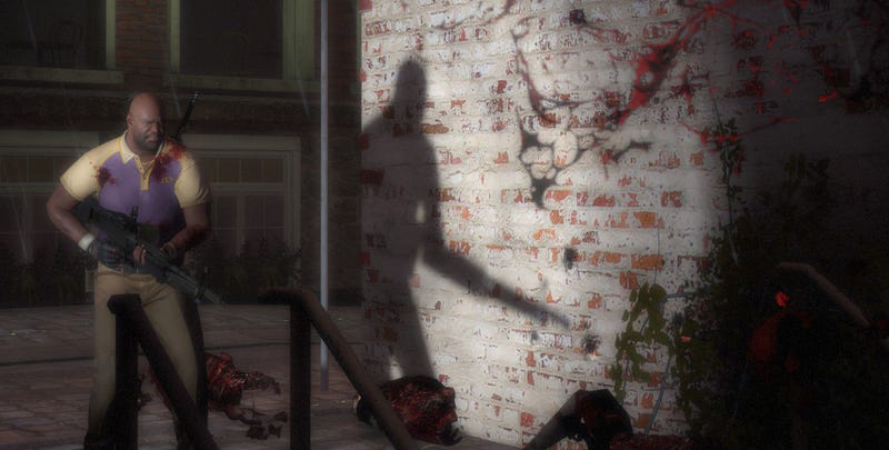 "First Screens Of Left 4 Dead 2's ""The Passing,"" New Infected, New Weapons"