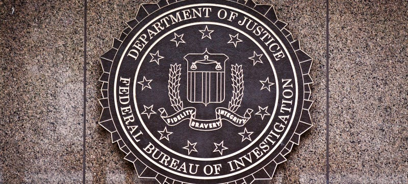 Hacker Publishes Personal Details of 20,000 FBI and 9,000 DHS Staff