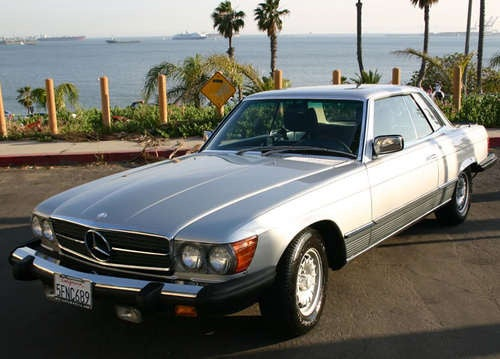 For $10,000, I Am Iron Man Aluminum Benz